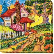 Набор для вышивки бисером Сказочная осень