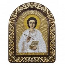Набор для вышивки икон в рамке-киоте Св. Вмч. Целитель Пантелеимон