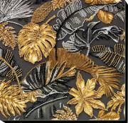 Набір для вишивання бісером на холсті Золоті тропіки