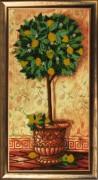 Набор для вышивки бисером Лимонное дерево