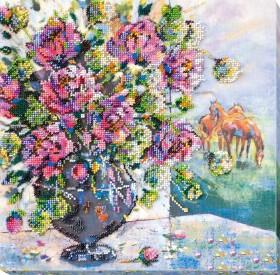 Набор для вышивки бисером Раннее утро Абрис Арт АВ-618 - 456.00грн.