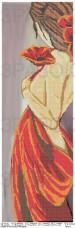 Схема вышивки бисером на атласе Панно Мечты  Юма ЮМА-П-42А