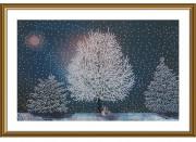 Набор для вышивки бисером В серебряном лесу