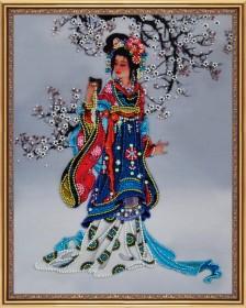 Набор для вышивки бисером Восточная красавица 2 Картины бисером Р-220 - 288.00грн.