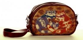 Сумка для вышивки бисером Кошачья идиллия Баттерфляй (Butterfly) LB 032 - 950.00грн.