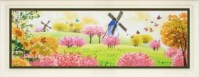 Набор для вышивки нитками (стиль Rococo) Яркие краски лета OLANTA R - 036 - 130.00грн.