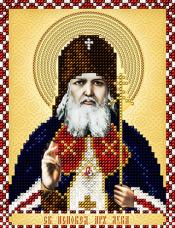 Схема для вышивки бисером на атласе Святитель Лука Крымский А-строчка АС5-156