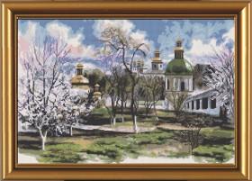 Набор для вышивки крестом Ранняя весна  Новая Слобода (Нова слобода) РЕ3277 - 255.00грн.