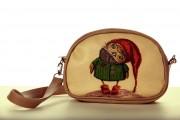 Сумка для вышивки бисером Совушка в шапочке
