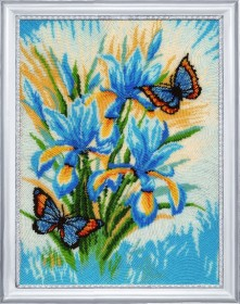 Набор вышивка бисером Небесные цветы Баттерфляй (Butterfly) 125 - 612.00грн.