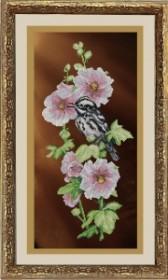 Набор для вышивания бисером Птицы 6