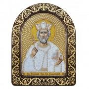 Набор для вышивки икон в рамке-киоте Св. Равноап. Владимир Князь Киевский