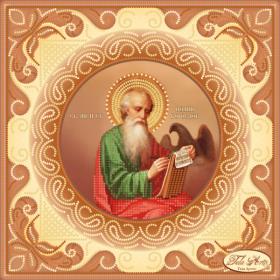 Схема вышивки бисером на атласе Святой Апостол и Евангелист Иоанн Богослов Tela Artis (Тэла Артис) ТИС-016 - 75.00грн.