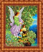 Набор для вышивки бисером Ангел и дети
