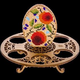 Набор для вышивки бисером по дереву Писанка Волшебная страна FLK-261 - 202.00грн.