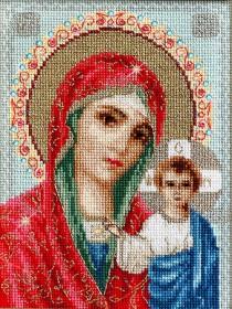 Набор для вышивки крестом Казанская Luca-S BR111 - 463.00грн.
