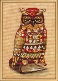 Набор для вышивки крестом Умник, , 136.00грн., СР4222, Новая Слобода (Нова слобода), Вышивка на дизайнерской канве