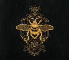 Набор для вышивки крестом Золотая пчела Абрис Арт АН-063