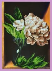 Набор для вышивки бисером Пион Картины бисером Р-241