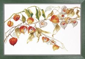 Набор для вышивки крестом Триптих Жизненный путь, , 428.00грн., М-268, Чарiвна мить (Чаривна мить), Цветы