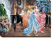 Набор для вышивки бисером Концерт