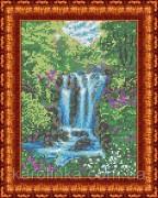 Набор для вышивки бисером Водопад