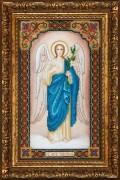 Набор для вышивки бисером Икона святого Архангела Гаврила