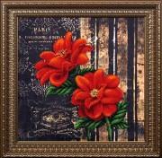 Набор для вышивки бисером Французские цветы