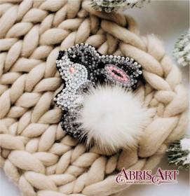 Набор для вышивки украшения Зайчик  Абрис Арт AD-026 - 135.00грн.