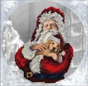 Набор для вышивания бисером Рождественские истории 23