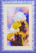 Набор для вышивки бисером Ирис