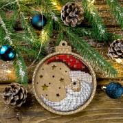Набор для вышивки бисером по дереву FLK-365