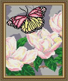 Набор для выкладки алмазной мозаикой Магнолии Триптих Часть 2 Art Solo АТ5561 - 280.00грн.