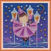 Набор для вышивки бисером Звёздный танец