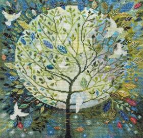 Набор для вышивки крестом Древо мира Абрис Арт АН-049 - 390.00грн.