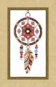 Набор для вышивания крестом Светлые сны