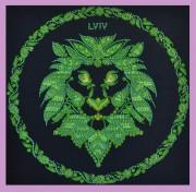 Набор для вышивки бисером Символ города Львова