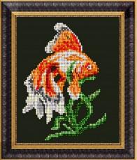 Набор для вышивки ювелирным бисером Символ богатства Краса и творчiсть 80815
