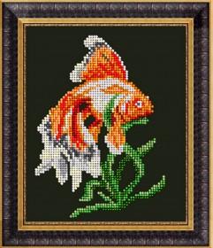 Набор для вышивки ювелирным бисером Символ богатства Краса и творчiсть 80815 - 78.00грн.