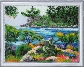 Набор для вышивки бисером Райский уголок Баттерфляй (Butterfly) 327Б - 531.00грн.