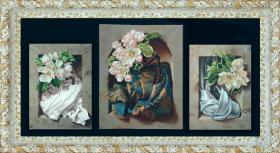Схема вышивки бисером на ткани Вдохновение 3 Краса и творчiсть Р-51210 - 180.00грн.