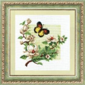 Набор для вышивания в смешанной технике Дыхание весны Чарiвна мить (Чаривна мить) №323 - 186.00грн.