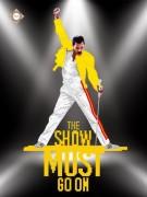 Схема вышивки бисером на атласе The show must go on