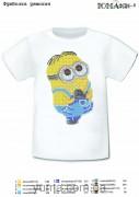 Детская футболка для вышивки бисером РАЗМЕР М