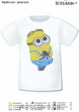Детская футболка для вышивки бисером РАЗМЕР М Юма ФДМ 8 РАЗМЕР М
