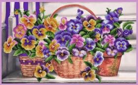 Набор для вышивки бисером На ступеньке Картины бисером Р-379 - 435.00грн.