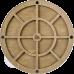 Органайзер для бисера многоярусный с крышкой FLZB-086 Волшебная страна FLZB-086
