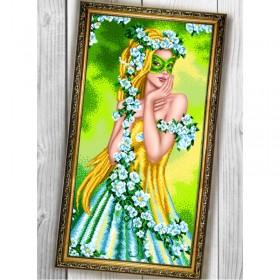 Схема для вышивки на габардине Весна Biser-Art 30Х60-014 - 138.00грн.