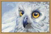 Набор для вышивки крестом Полярная сова