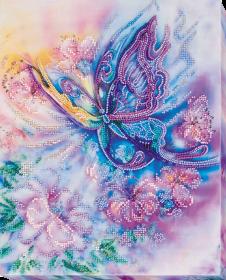 Набор для вышивки бисером на холсте Воздушное Па, , 329.00грн., АВ-583, Абрис Арт, Сказочные персонажи